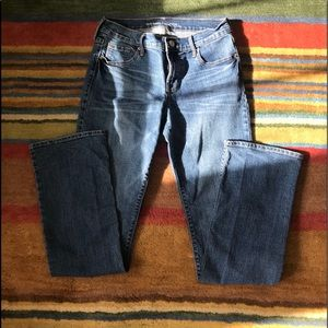 Old Navy Mid-Rise Boot Cut Jeans